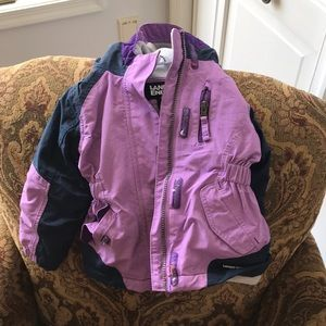 Girls 2T winter all weather coat